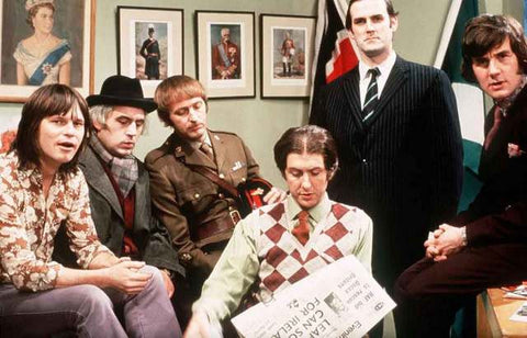 Monty Python's Flying Circus Poster