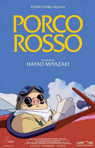 Porco Rosso Movie Poster