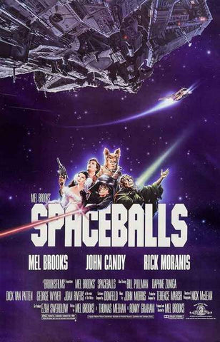 Spaceballs Movie Cast Poster 11x17