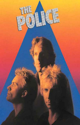 The Police Band Poster