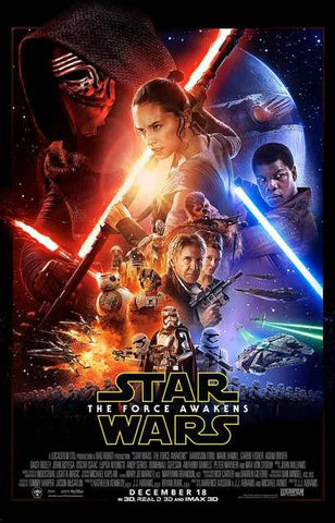 Star Wars Movie Poster