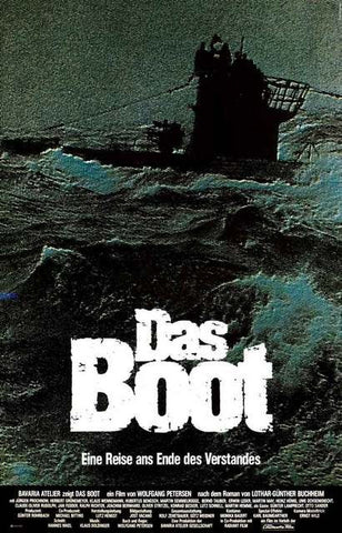 Das Boot Movie Poster 11x17