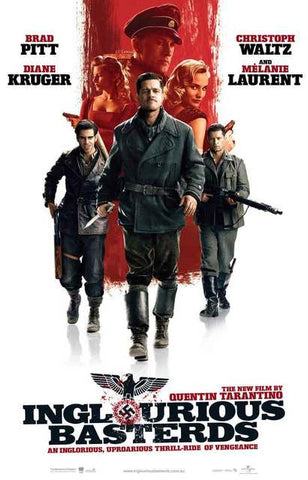 Inglourious Basterds Movie Poster