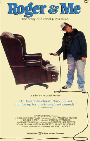 Roger and Me Movie Poster