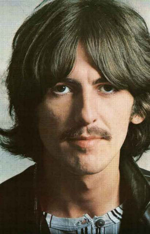 The Beatles George Harrison Poster