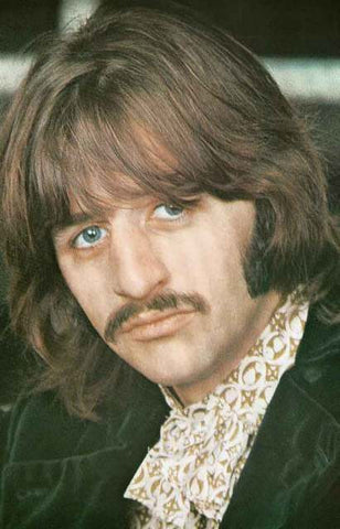 The Beatles Ringo Starr Poster