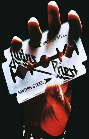 Judas Priest Band Poster