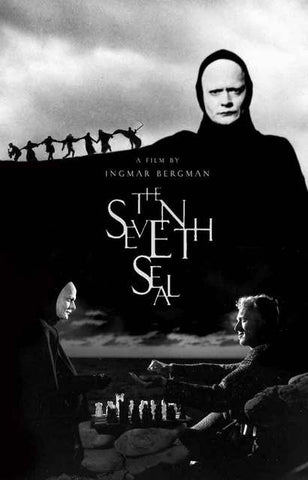 The Seventh Seal Movie Poster