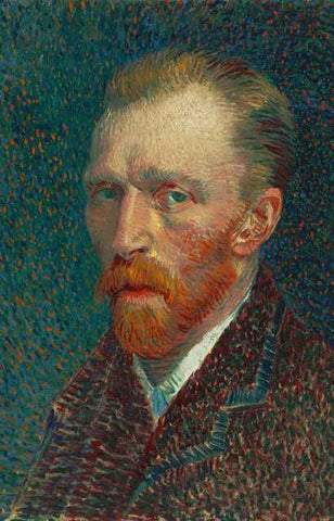 Vincent Van Gogh Self-Portrait Poster