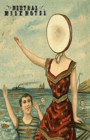 Neutral Milk Hotel Band Poster