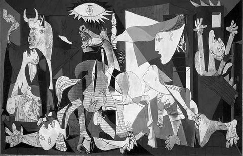 Pablo Picasso Guernica Poster