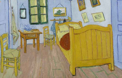 Vincent Van Gogh Bedroom Poster