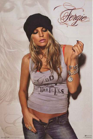 Fergie The Duchess Poster