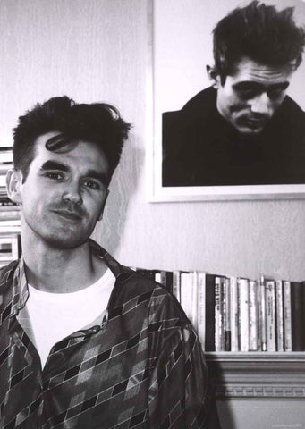 The Smiths Band Poster