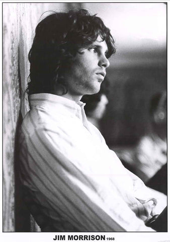 The Doors Band Poster
