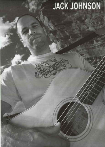 Jack Johnson Portrait Poster