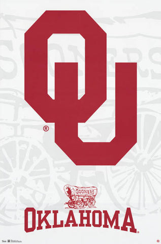 University of Oklahoma Sooners Poster