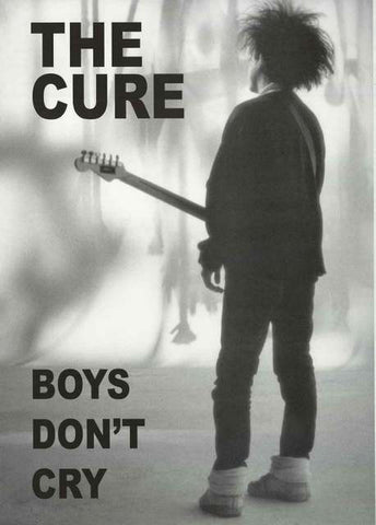 The Cure Band Poster