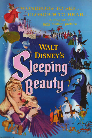 Sleeping Beauty Disney Movie Poster
