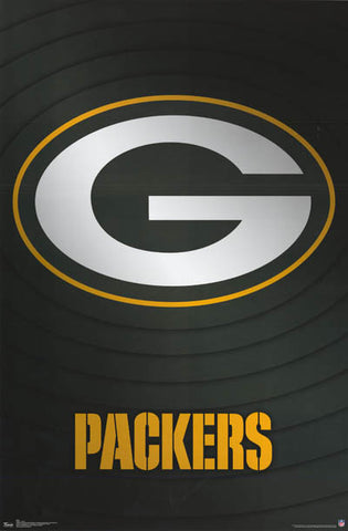 Green Bay Packers NFL Football Poster