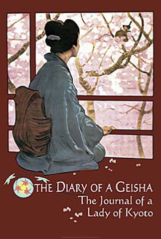 THE DIARY OF A GEISHA 24x36 POSTER
