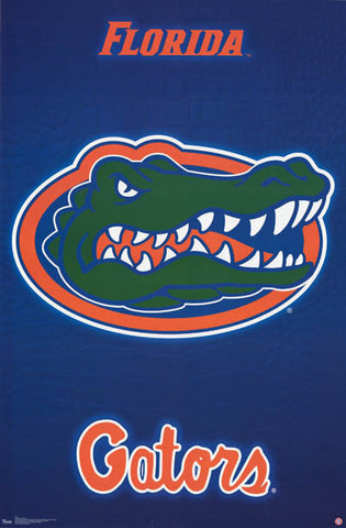University of Florida Gators Poster