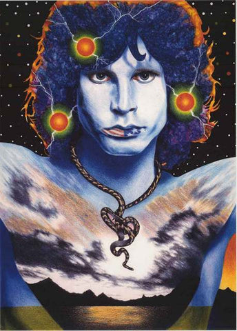 The Doors Jim Morrison Poster