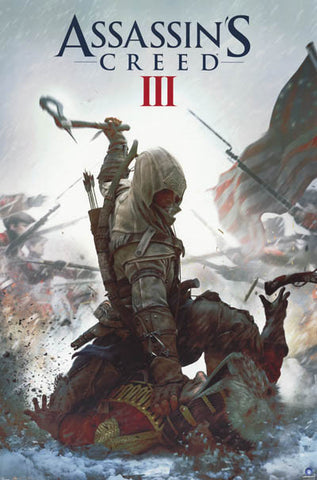 Assassin's Creed Video Game Poster
