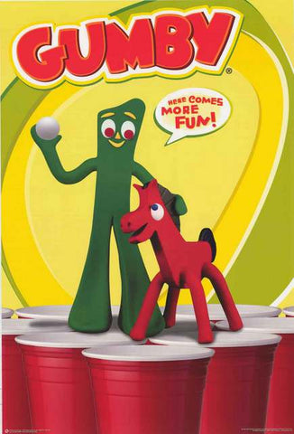 Gumby Poster