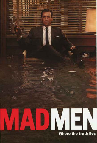 Mad Men TV Show Poster