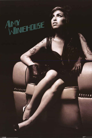 Amy Winehouse Poster