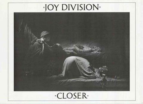 Joy Division Closer Album Cover Poster