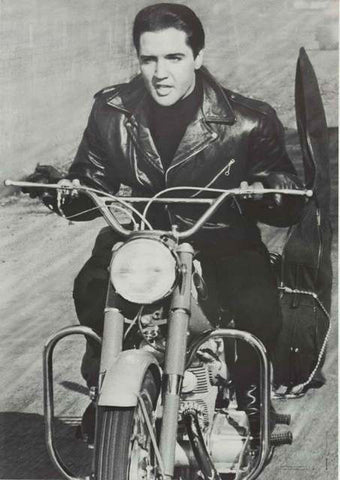 Elvis Presley Roustabout Poster