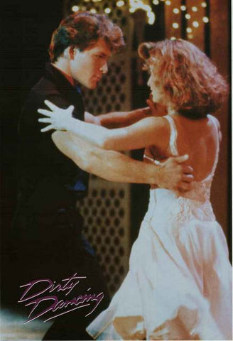 Dirty Dancing The Dance Movie Poster 24x36