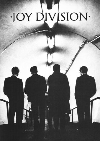Joy Division Tube Station Poster 24x34