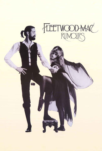 Fleetwood Mac Rumors Poster