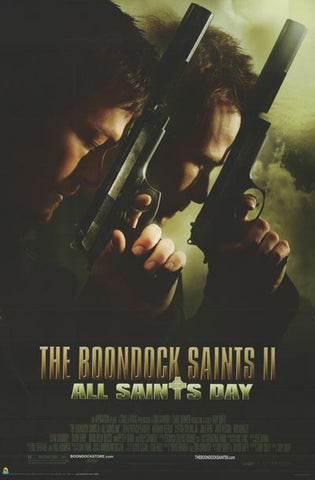 Boondock Saints II All Saints Day 24x36 Poster