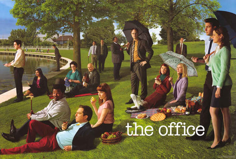 The Office TV Show Poster