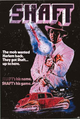 Shaft Movie Poster