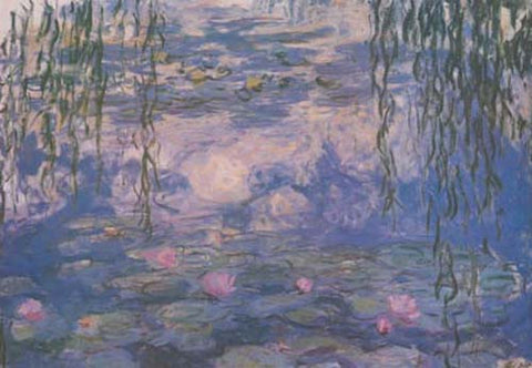 Claude Monet Water Lilies Nympheas Poster