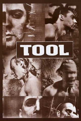 Tool Pins and Needles brdr Maynard Keenan 24x36 Poster