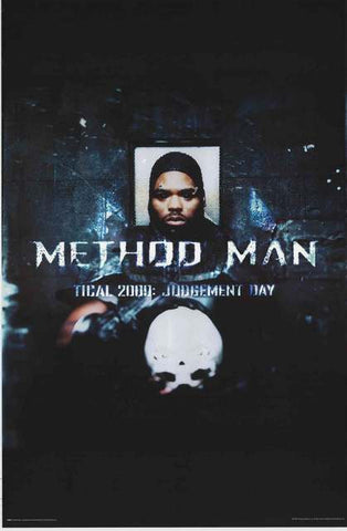 Method Man Tical Poster