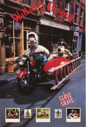 Wallace and Gromit Movie Poster