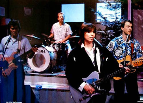 THE PRETENDERS LIVE 24x33 POSTER