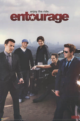 Entourage TV Show Poster