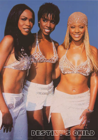 Beyonce Destiny's Child Poster