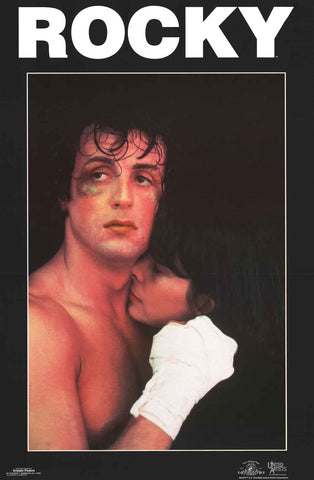 Rocky and Adrian Movie Poster