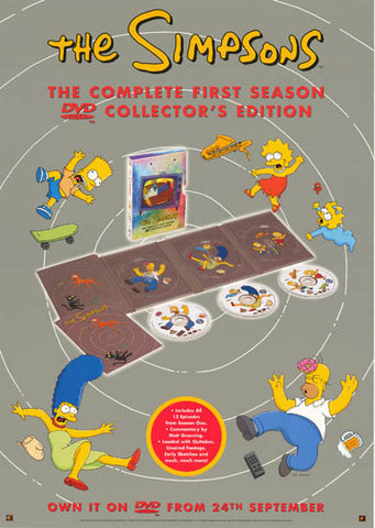 comics and  toons posters tagged  quot the simpsons quot  bananaroad