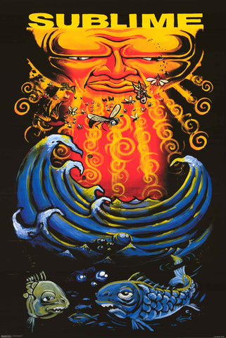 Sublime Everything Under the Sun Poster