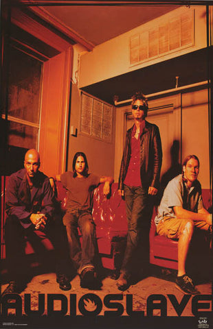 Audioslave Out of Exile Chris Cornell Poster 22x34